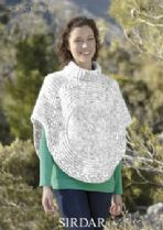 Double Knit Ponchos